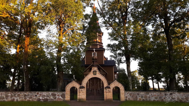 Nowa Wola, cerkiew, Podlasie, GreenVelo