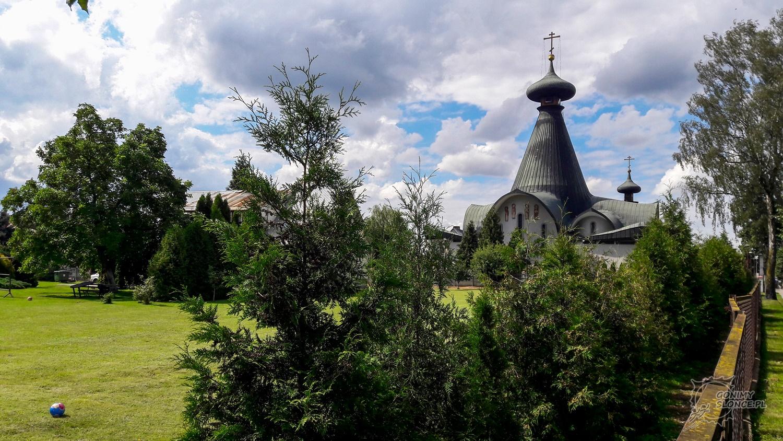 Hajnówka Cerkiew, Podlasie, Green Velo