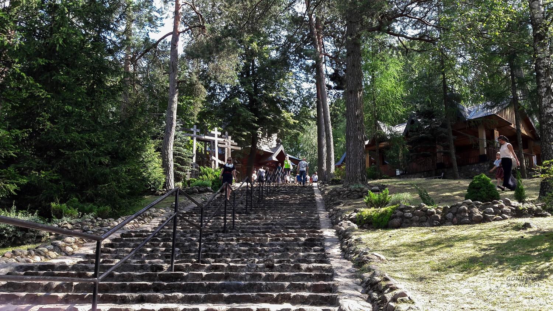 Grabarka Klasztor, na trasie Green Velo