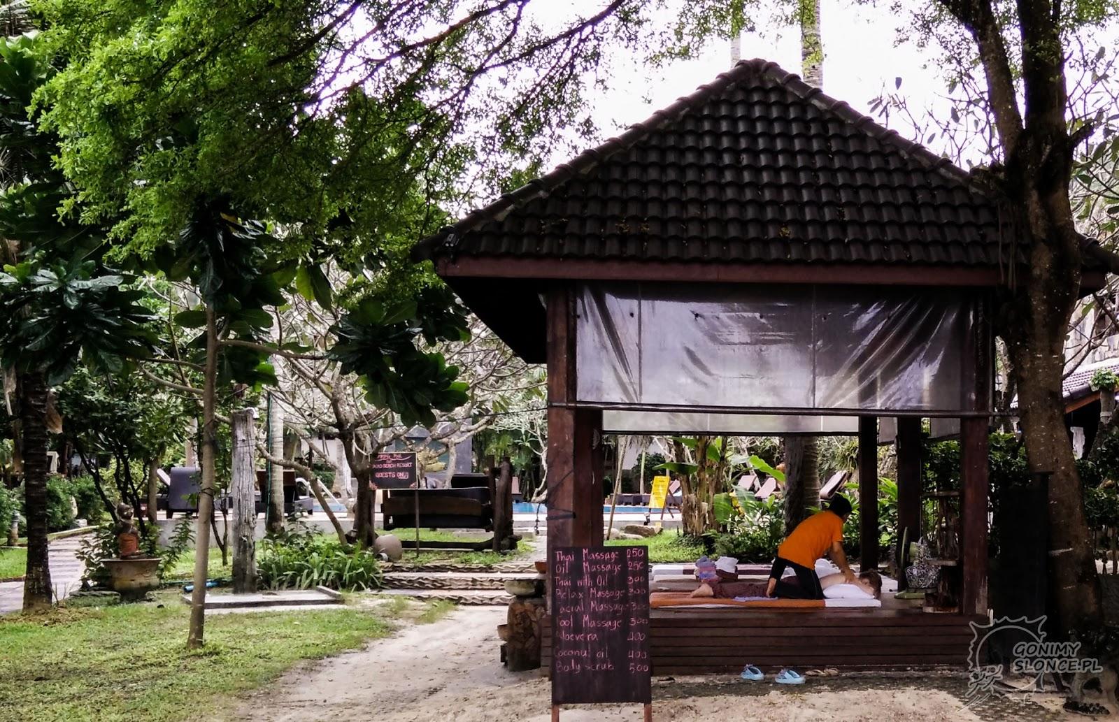 Masaże w Tajlandii, atrakcje wyspy Koh Phangan