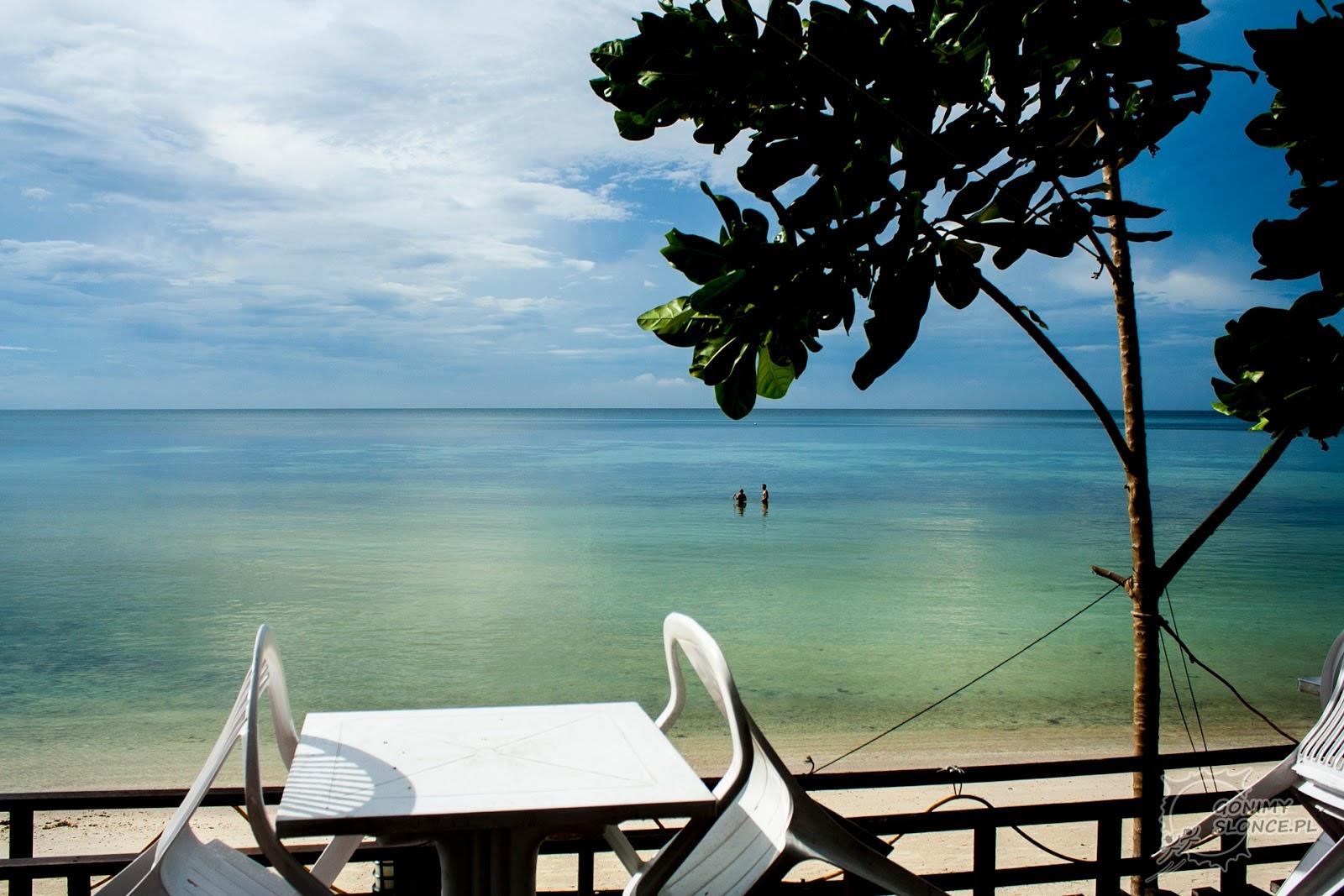 Haad Salad, Koh Phangan, Rajskie plaże