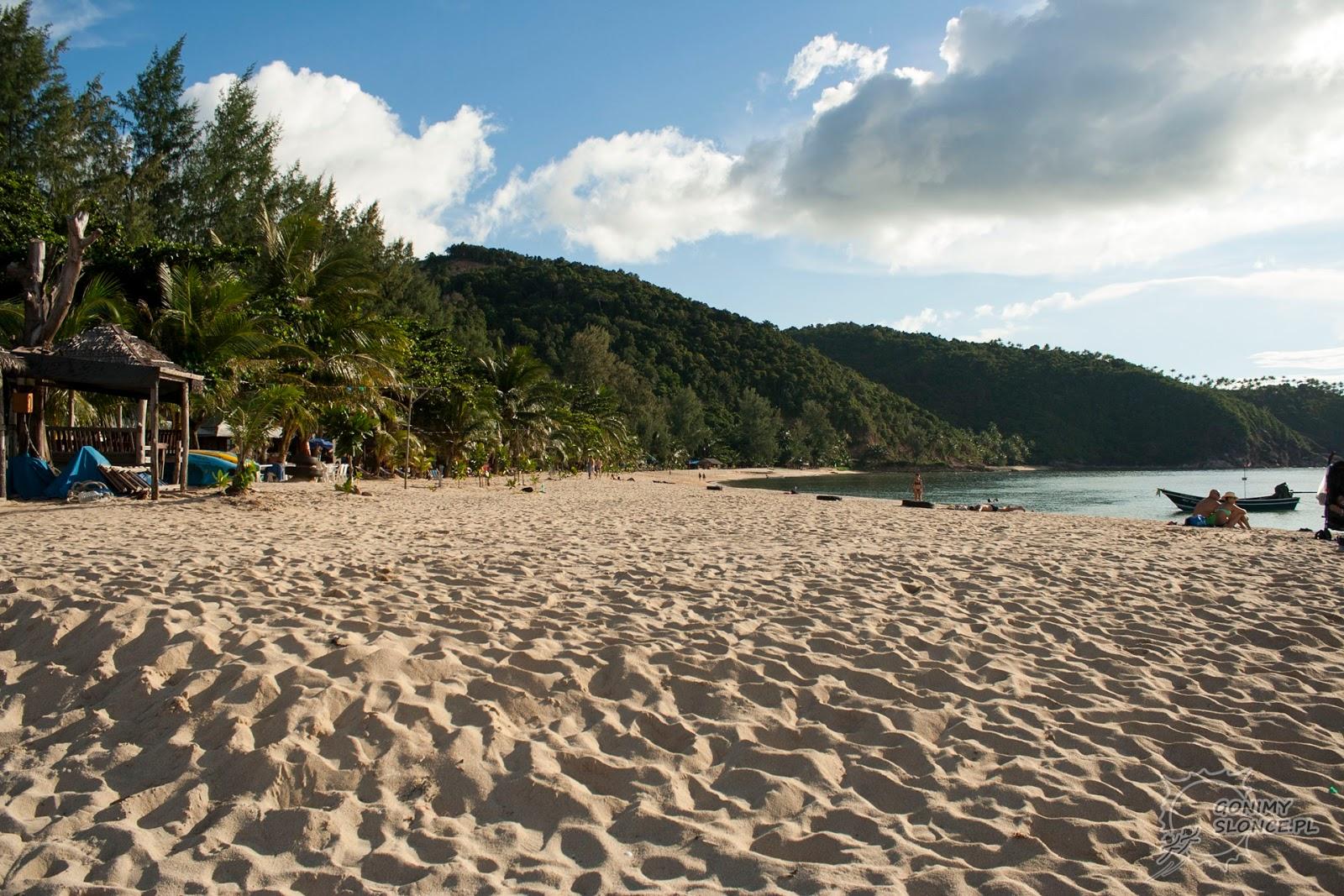 Koh Phangan, Mae Haad Beach