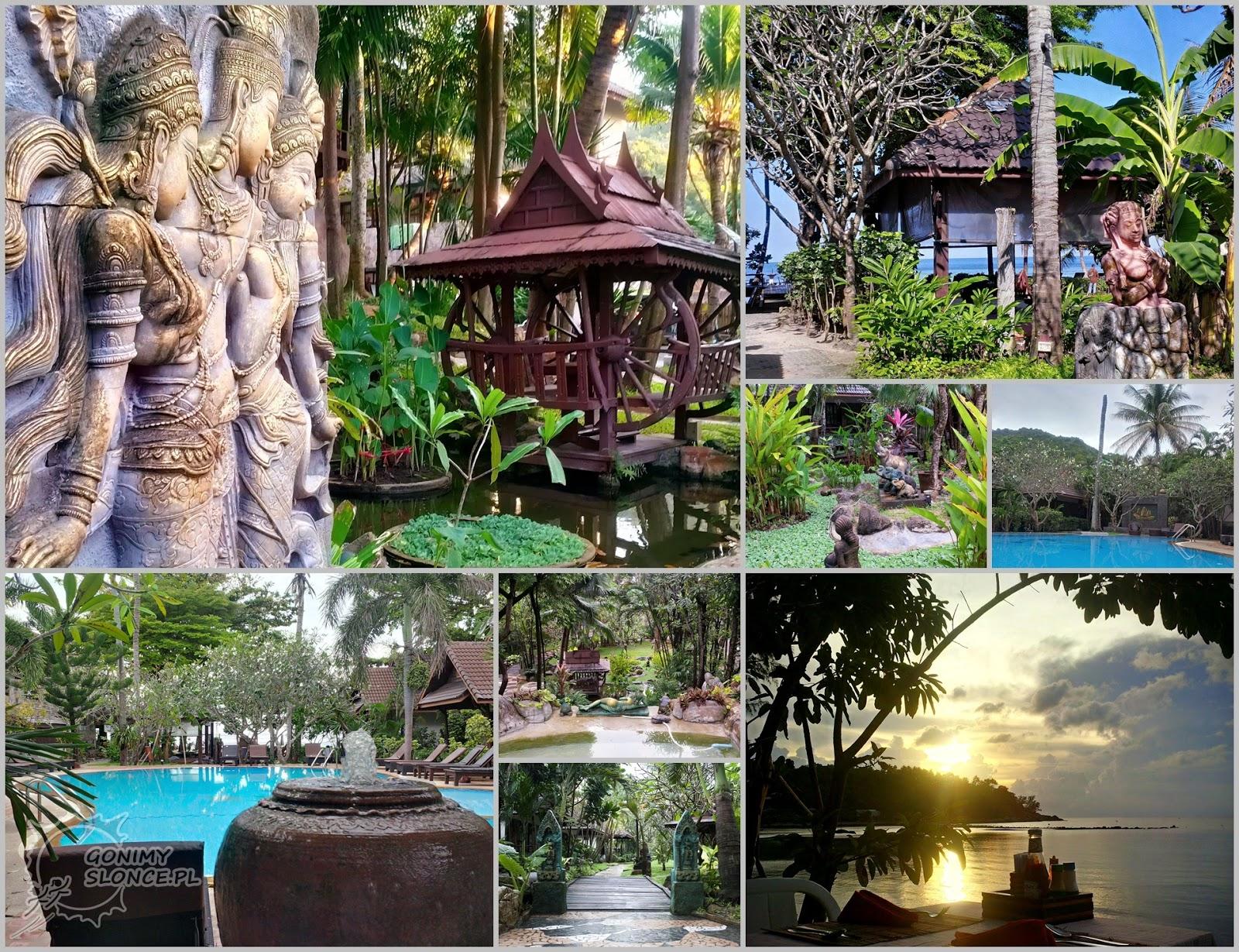 Koh Phangan Salad Beach Resort, Tajlandia
