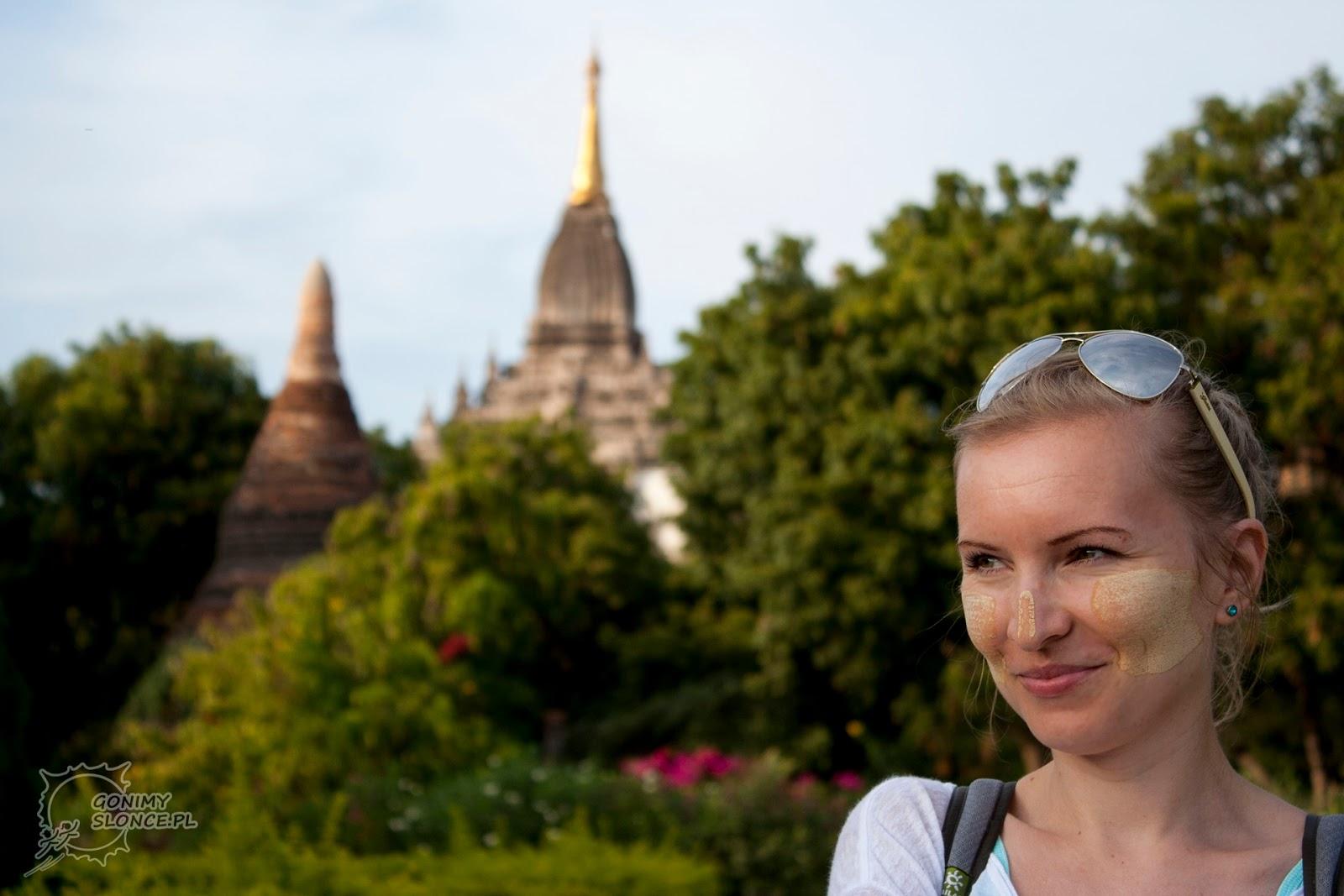 Thanaka ma wiele zalet dla cery, nie tylko w Birmie