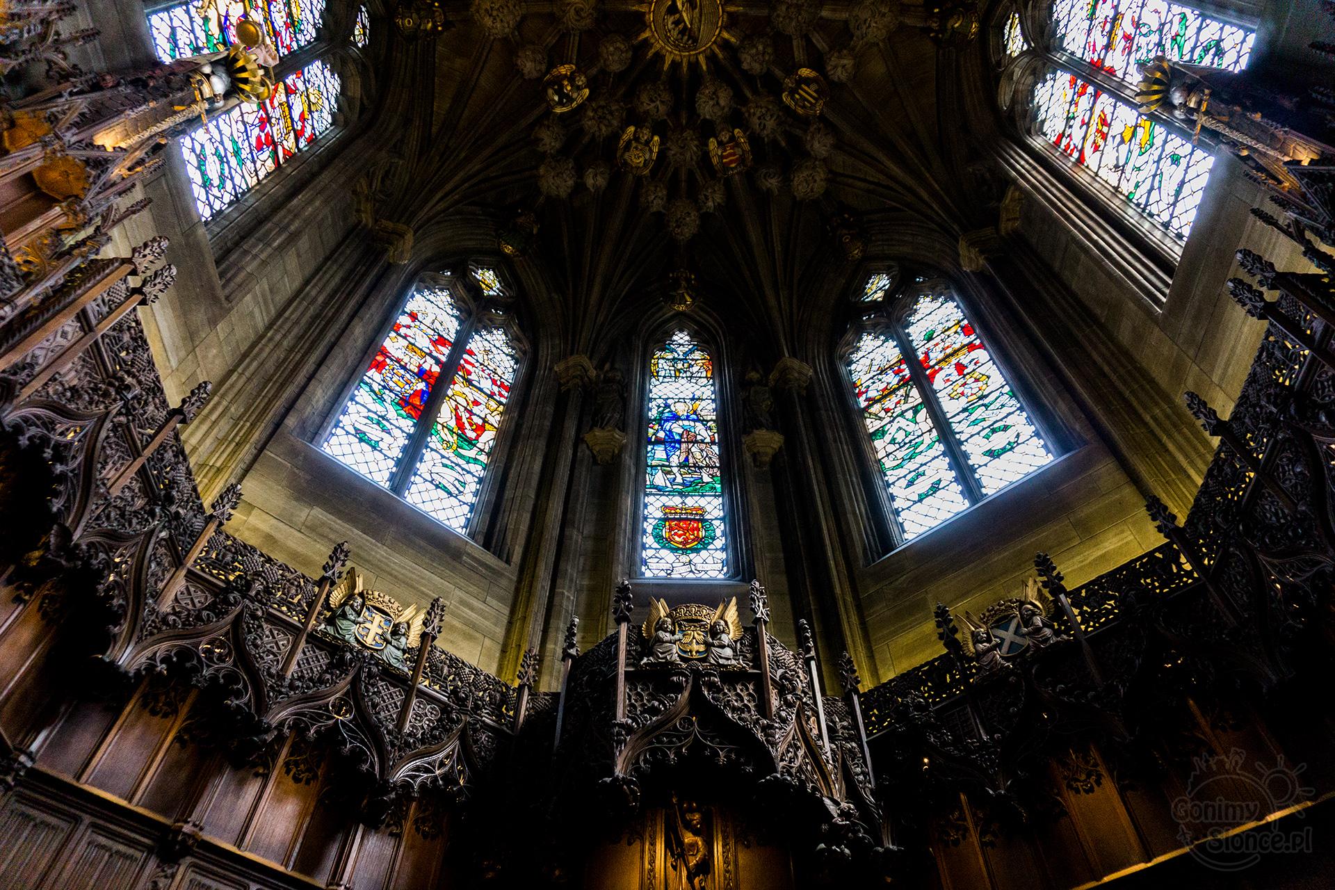 Kaplica Ostu - Edynburg   przewodnik po stolicy Szkocji