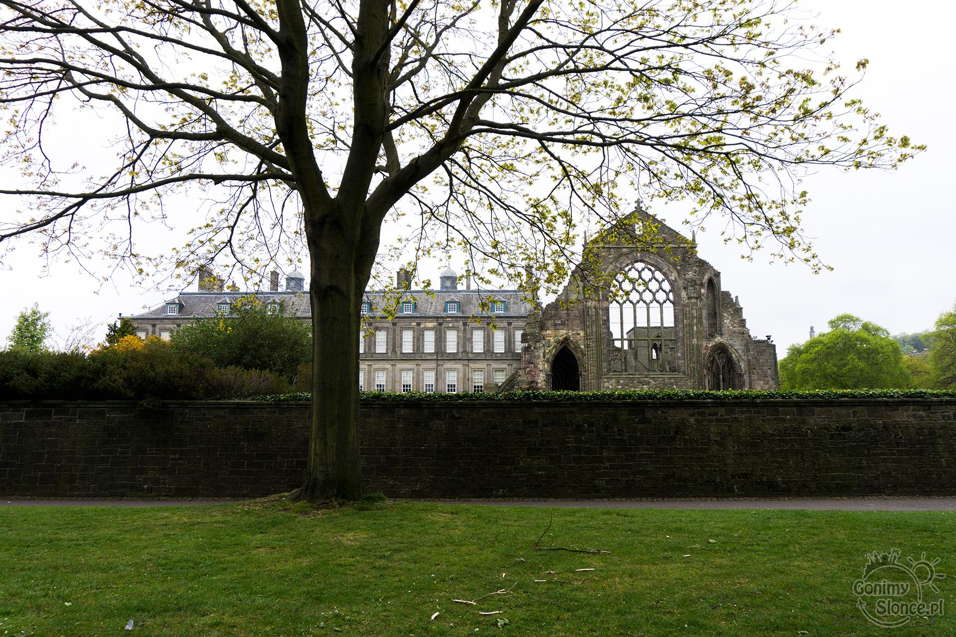 Holyrood Palace; Siedziba Monadchów Brytyjskich w Edynburgu