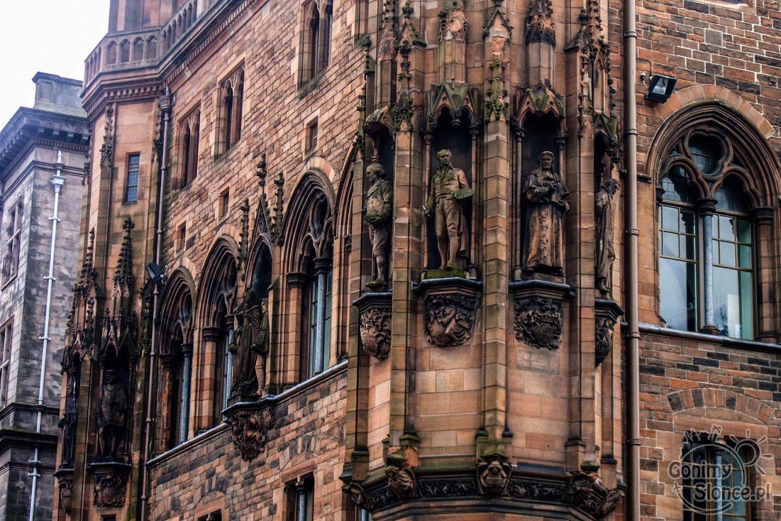 Edynburg - przewodnik - Narodowa Szkocka Galeria Portretów