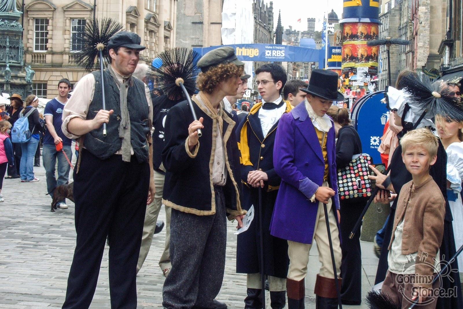 Festiwal w Edynburgu
