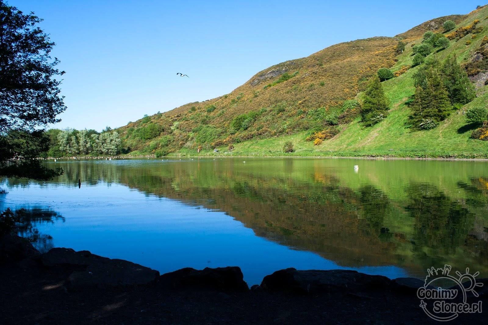 Holyrood Park - Edynburg - atrakcje niestandardowe