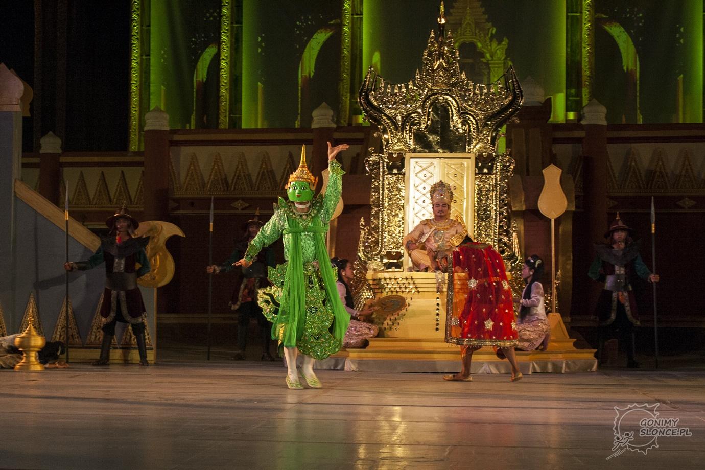 Dandaree - historia królestwa Bagan