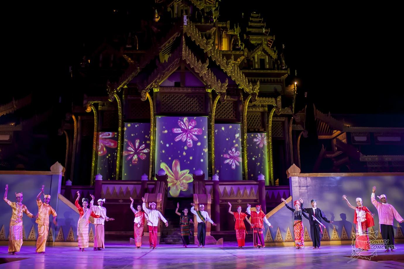 Dandaree - grupy etniczne dawnej Birmy