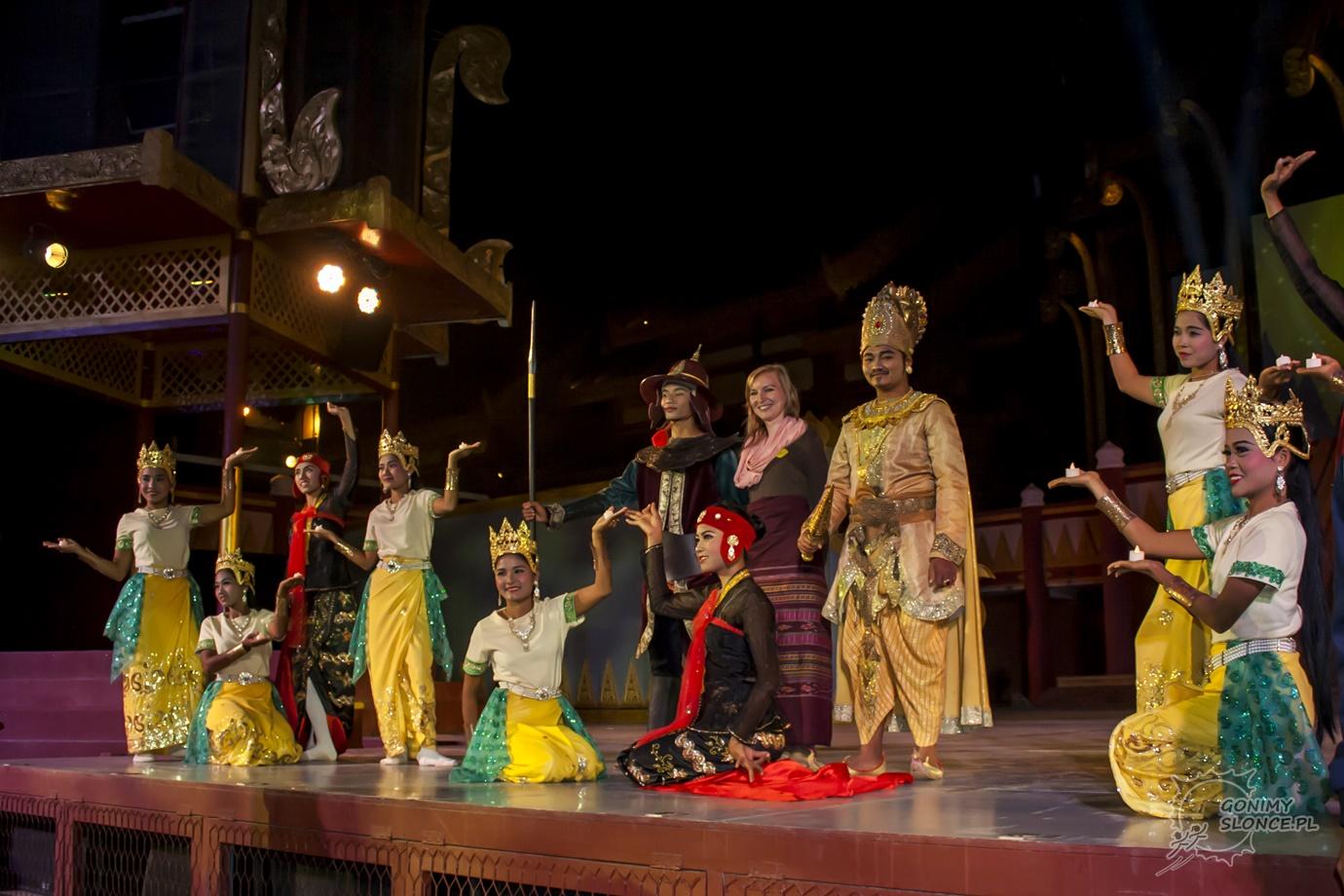 Dandaree | Mjanma (Birma) sztuka na scenie i ja