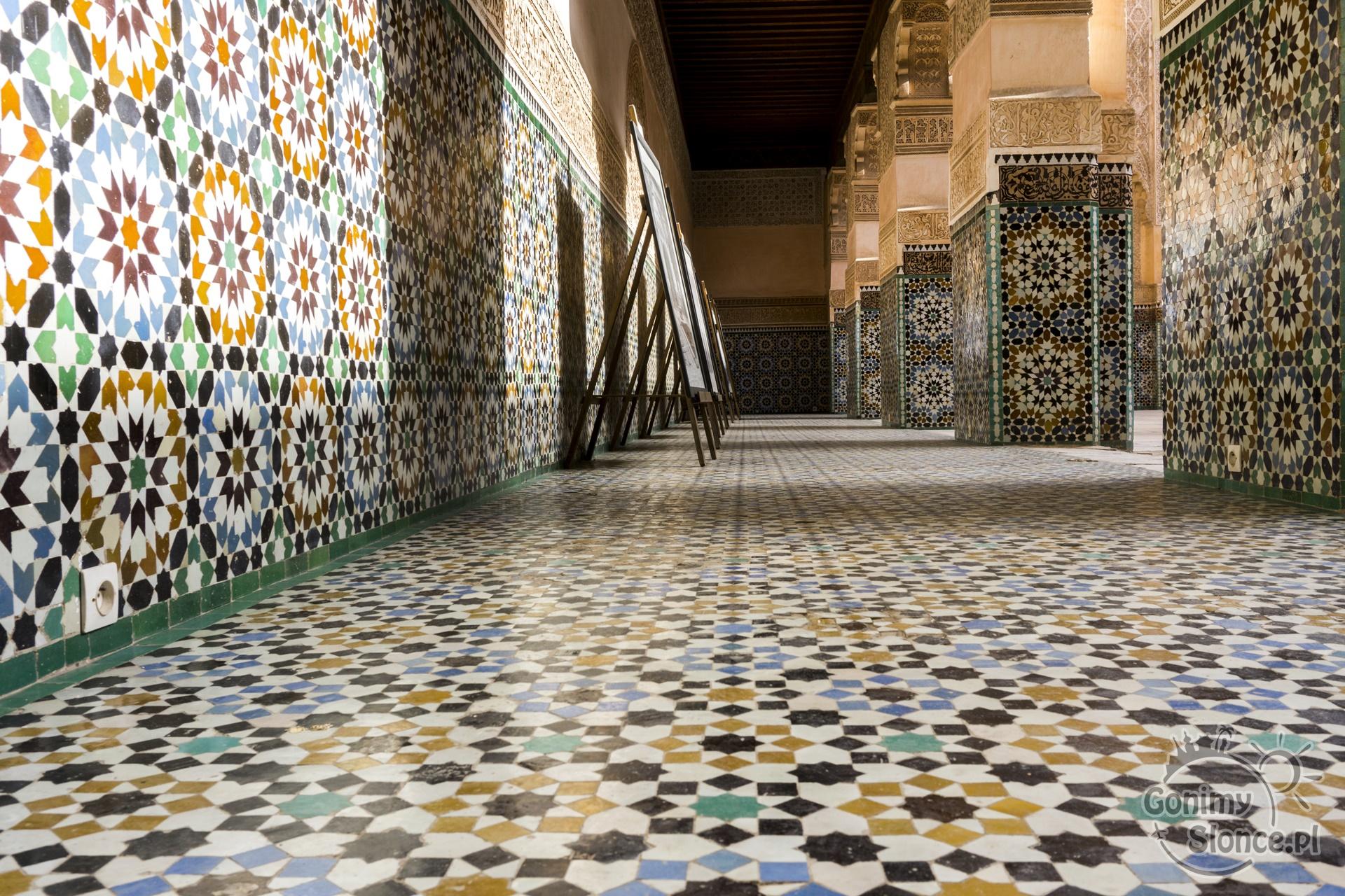 Marrakesz, Medresa