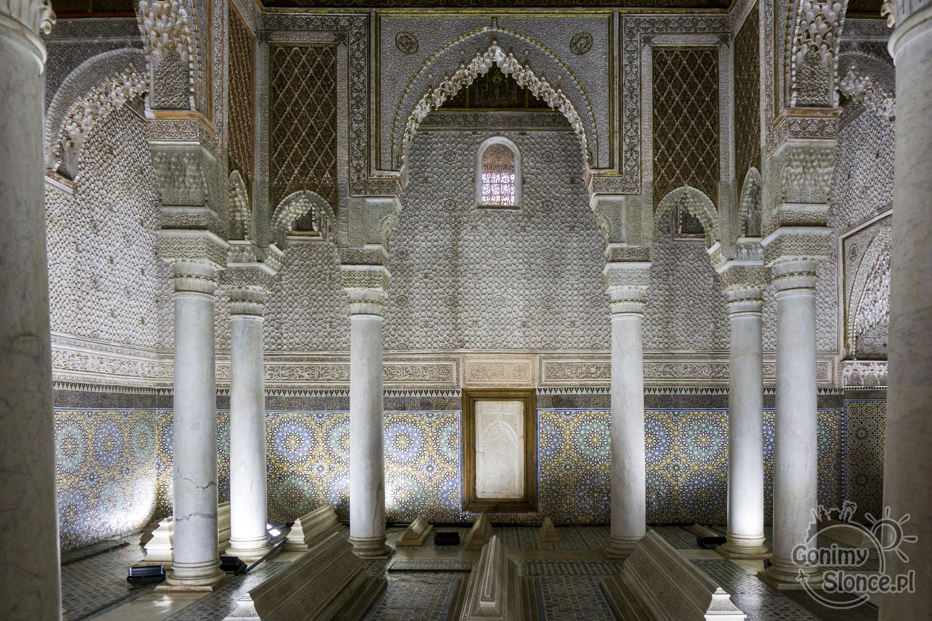 Marrakesz, Grobowce Saadytów