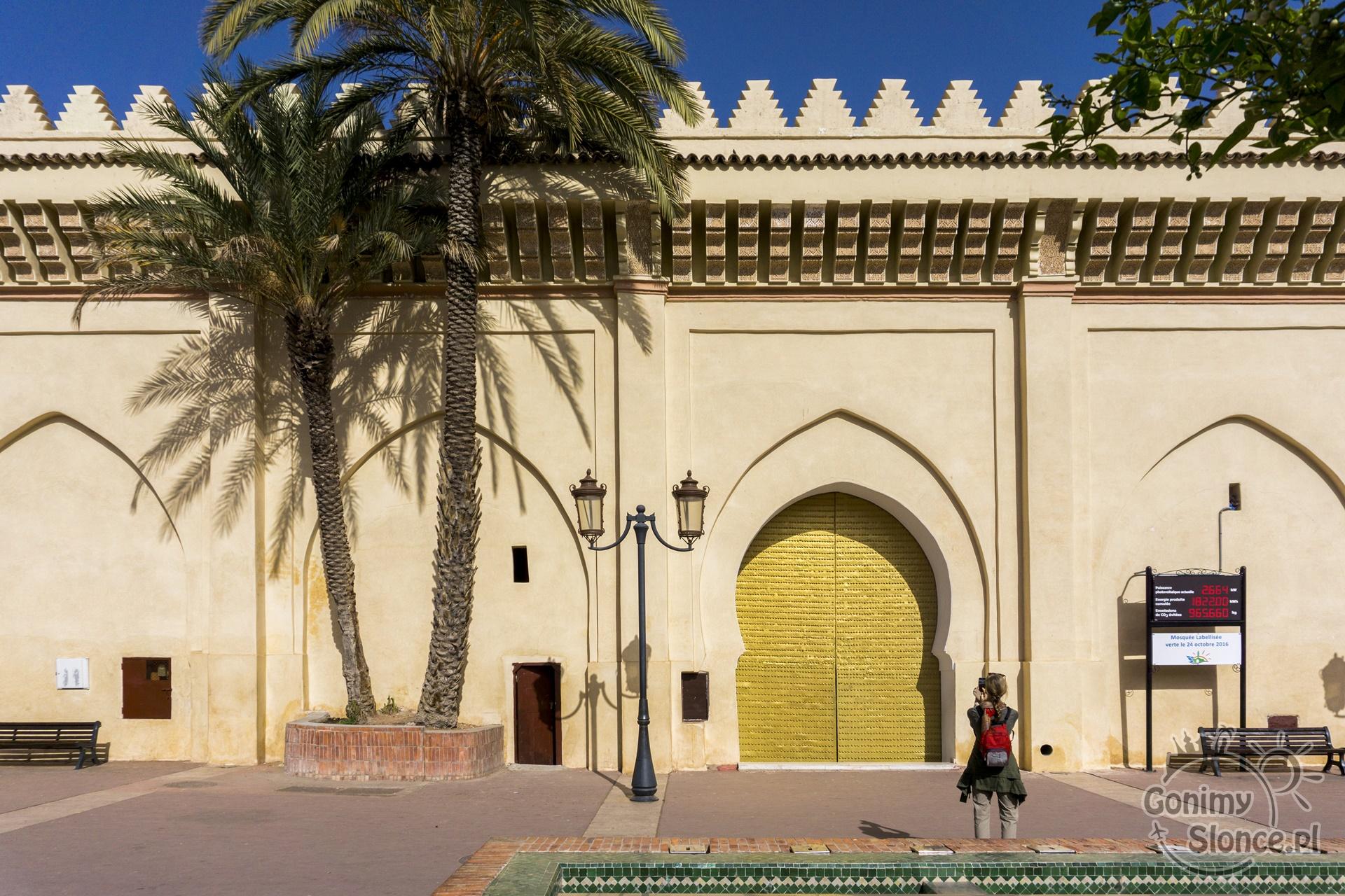 Marrakesz, Kazba, meczet