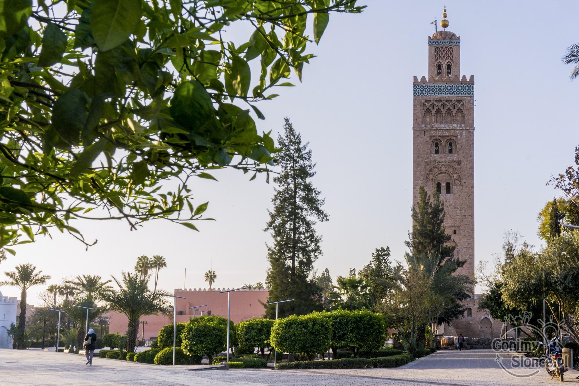 Marrakesz, Meczet Kutubijja