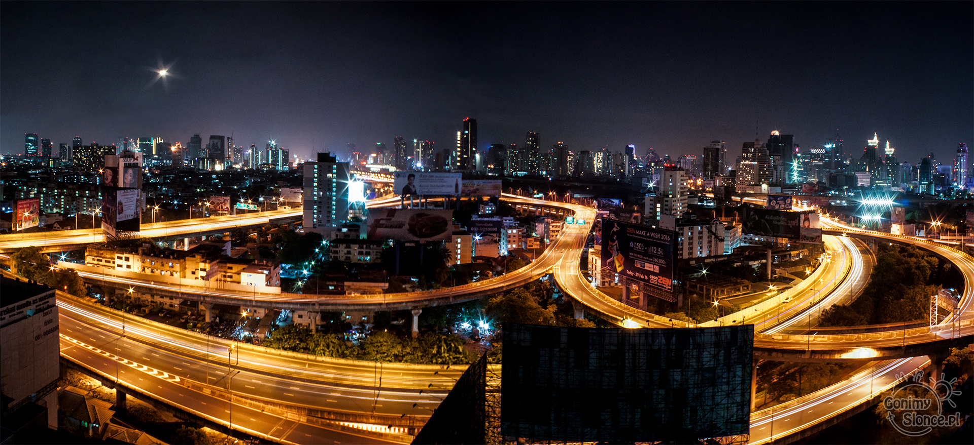 Bangkok nocą | przewodnik po Bangkoku