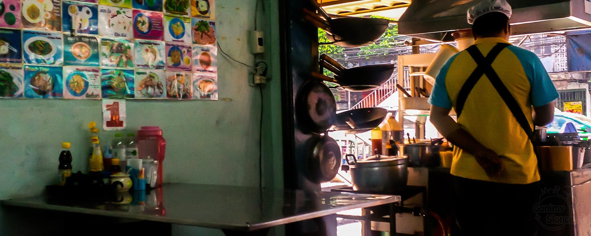 Najlepsza garkuchnia w Bangkoku