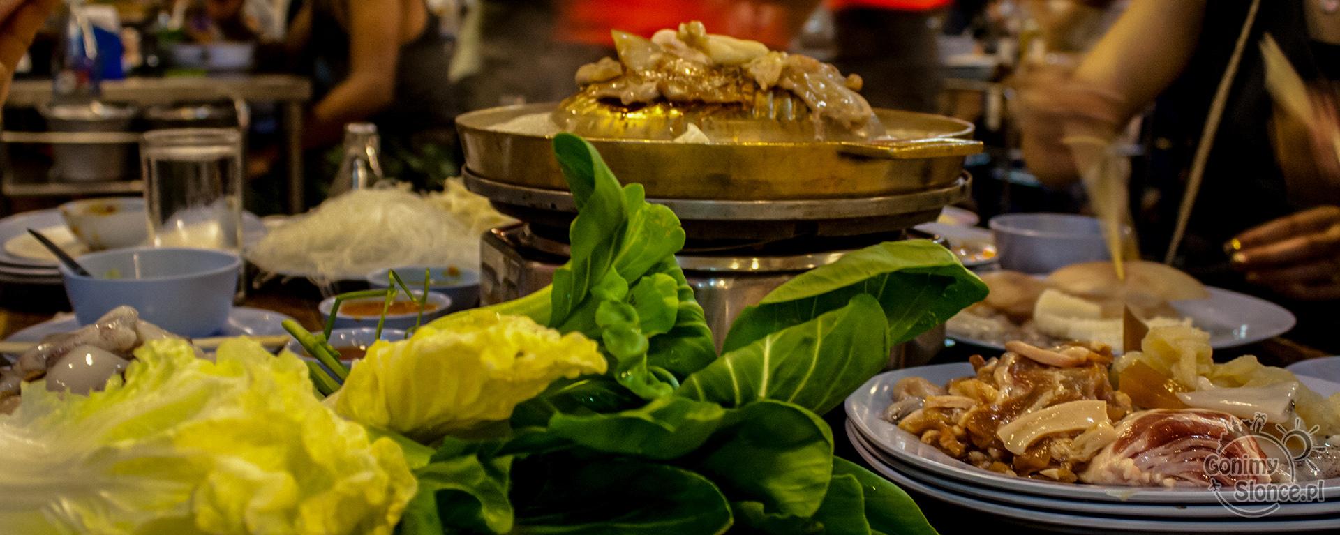 Jedzenie w Bangkoku - gdzie dobrze zjeść