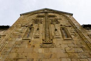 Ananuri - cerkiew