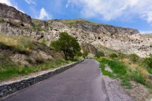Droga do Skalnego Miastra - Wardzia