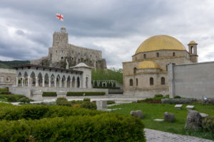 Twierdza Rabati, górny zamek