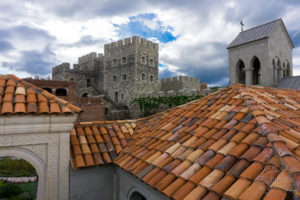 Rabati Castle,Rabati Castle, wycieczki po Gruzji Gruzja