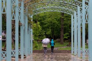 Park Zdrojowy w Bordźomi