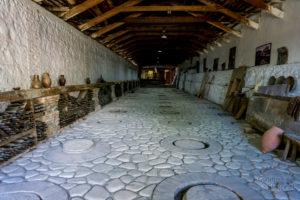 Pomieszczenie do producji wina, Kachetia
