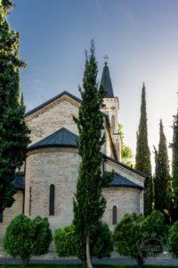 Monaster Bodbe - św. Nino, Kachetia