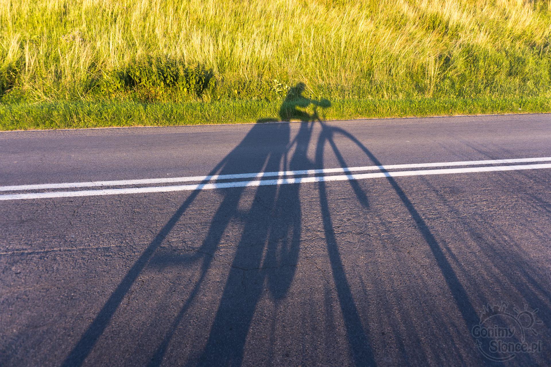 Polska rowerem - samotna wyprawa rowerowa