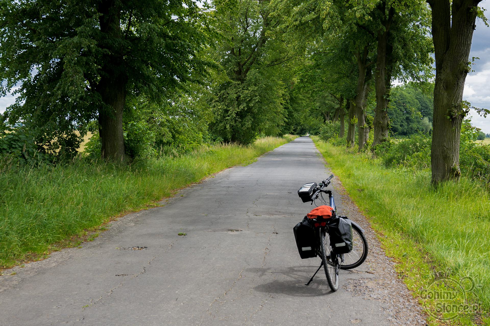 Samotna kobieca wyprawa rowerowa przez Polskę