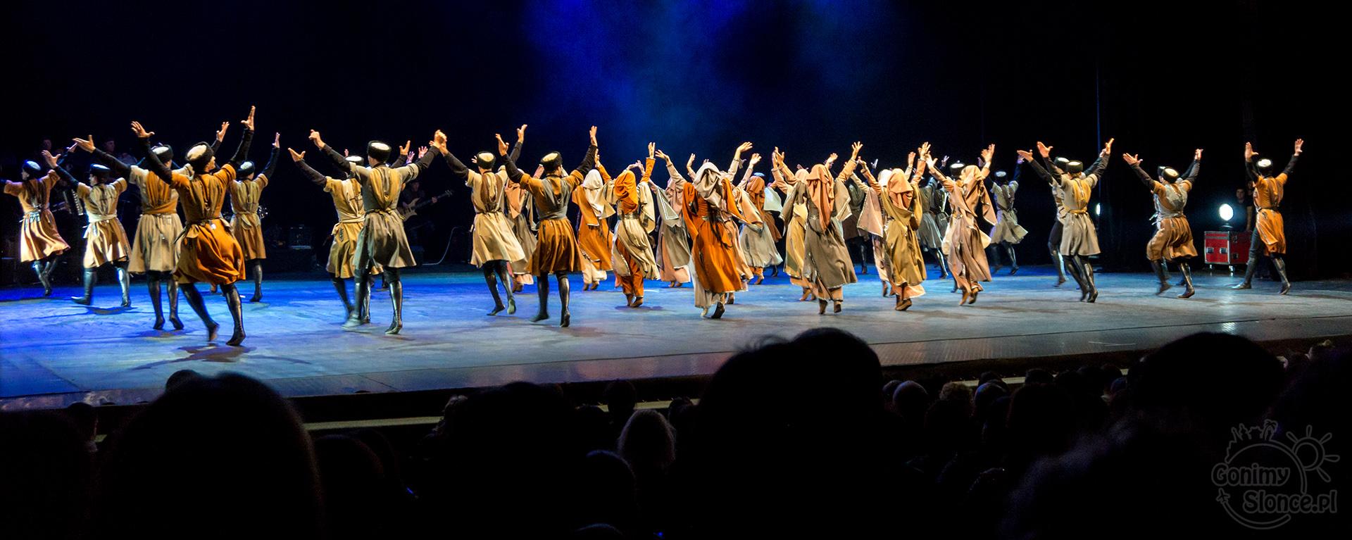 Narodowy Balet Gruzji Sukhishvili 03 blog kulturalny