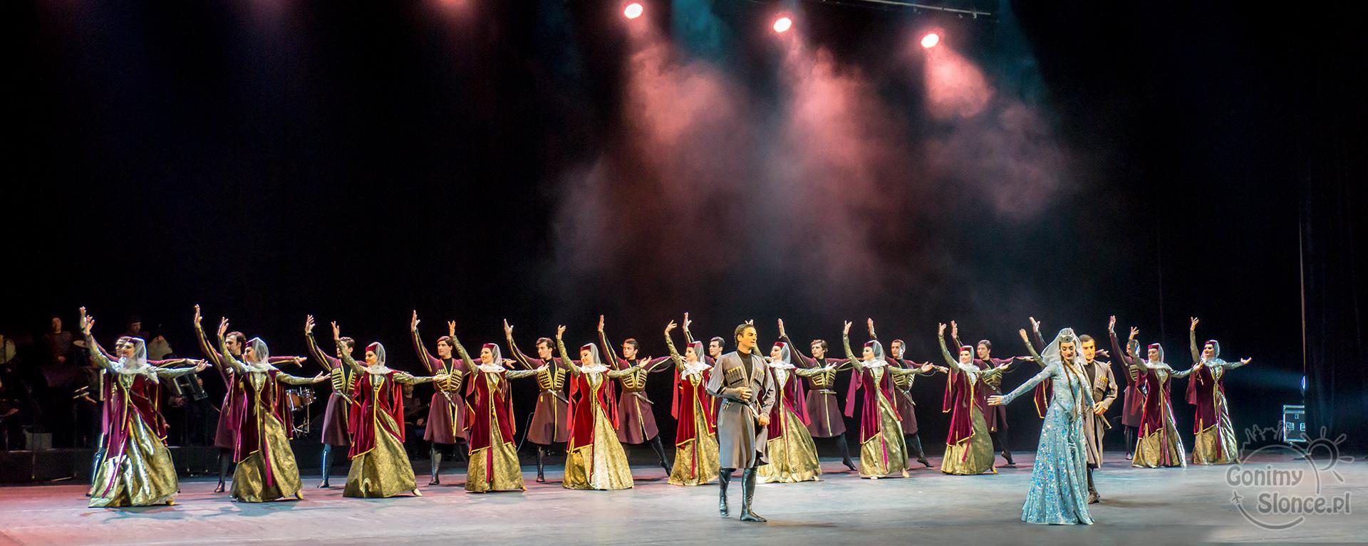 Narodowy Balet Gruzji Sukhishvili 05 blog kulturalny