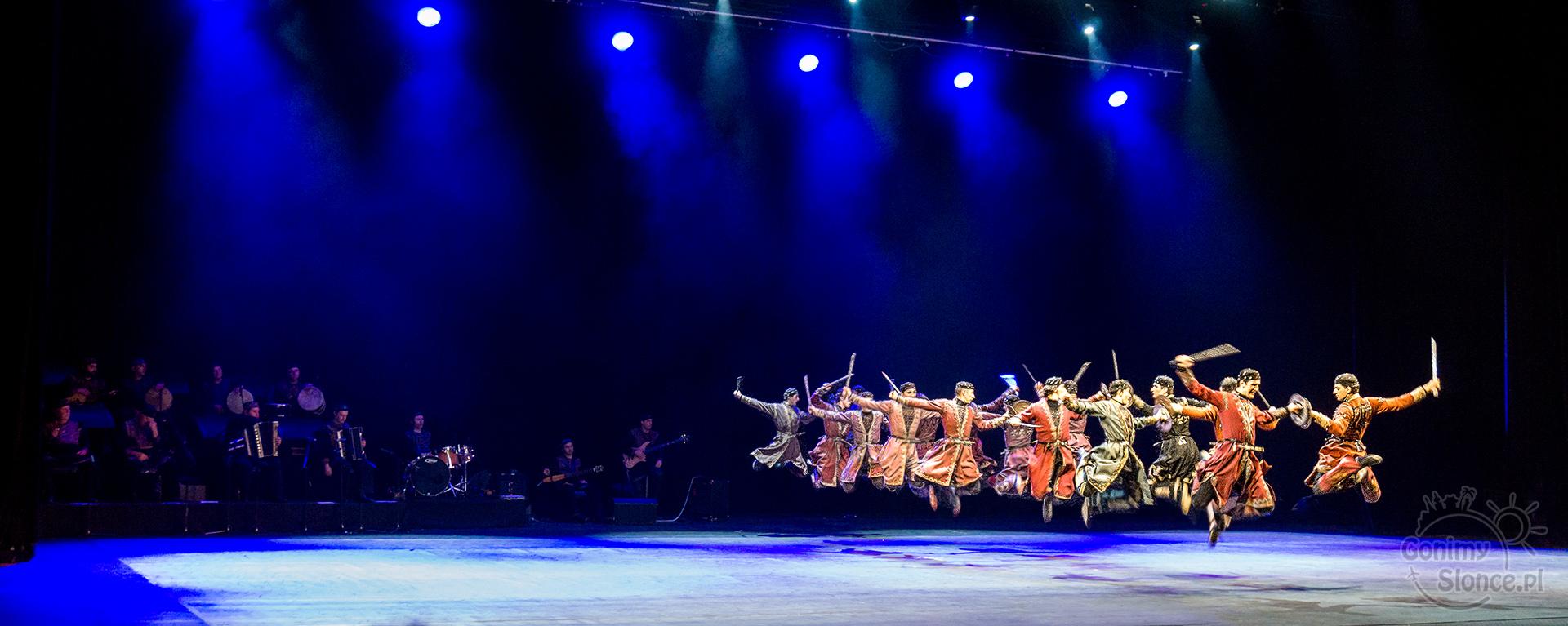Narodowy Balet Gruzji Sukhishvili 08 blog kulturalny
