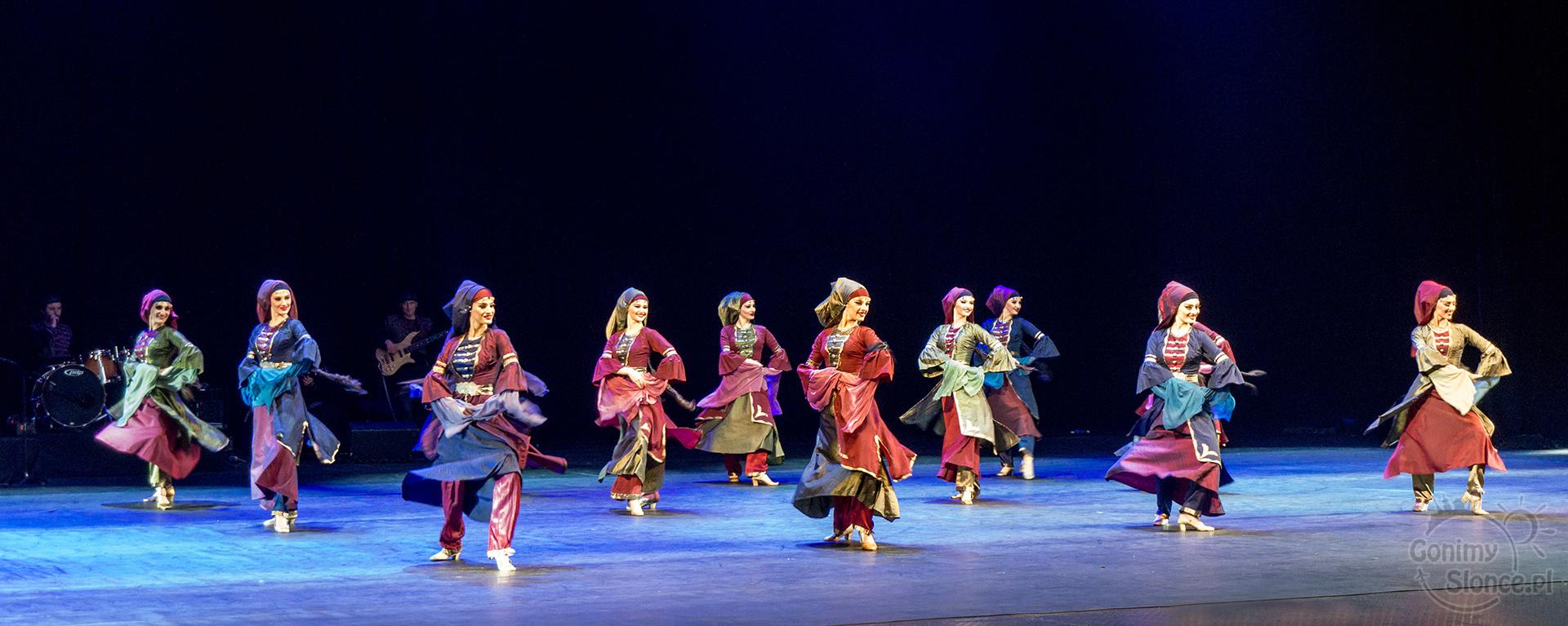 Narodowy Balet Gruzji Sukhishvili 10 blog kulturalny
