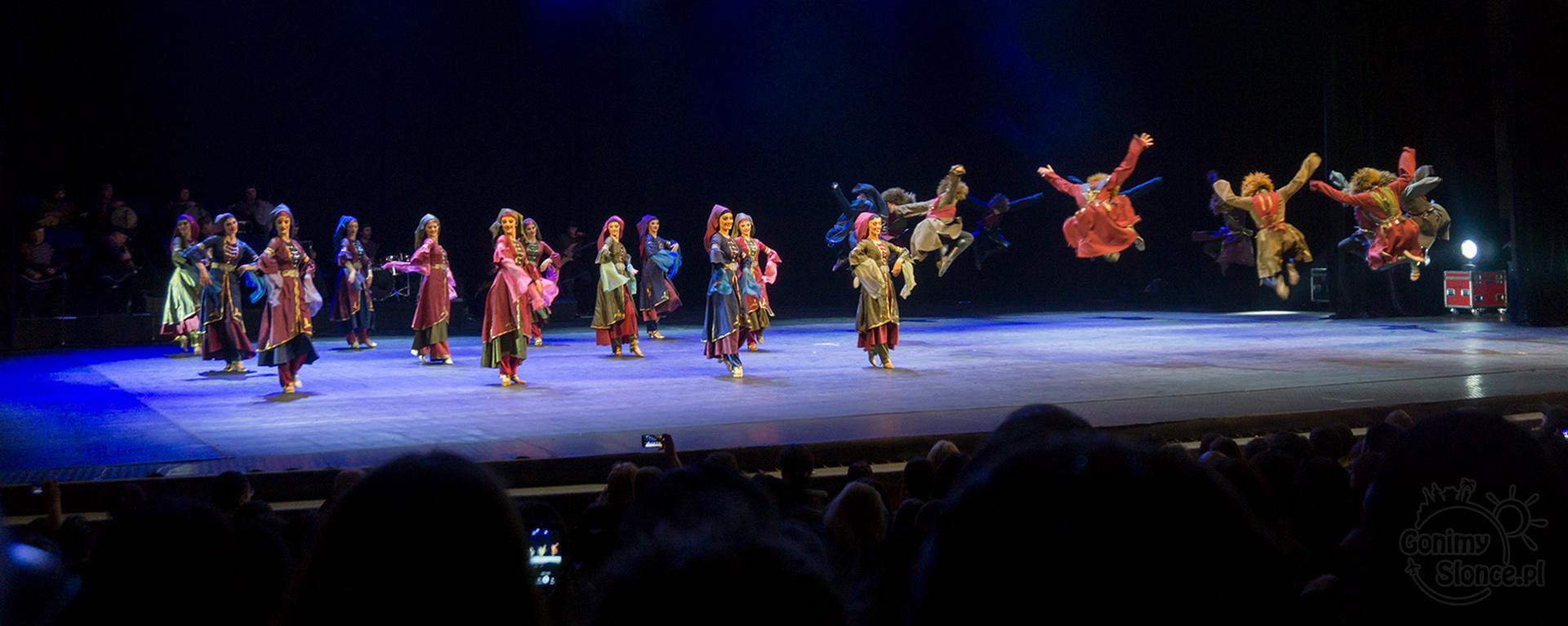 Narodowy Balet Gruzji Sukhishvili 11 blog kulturalny