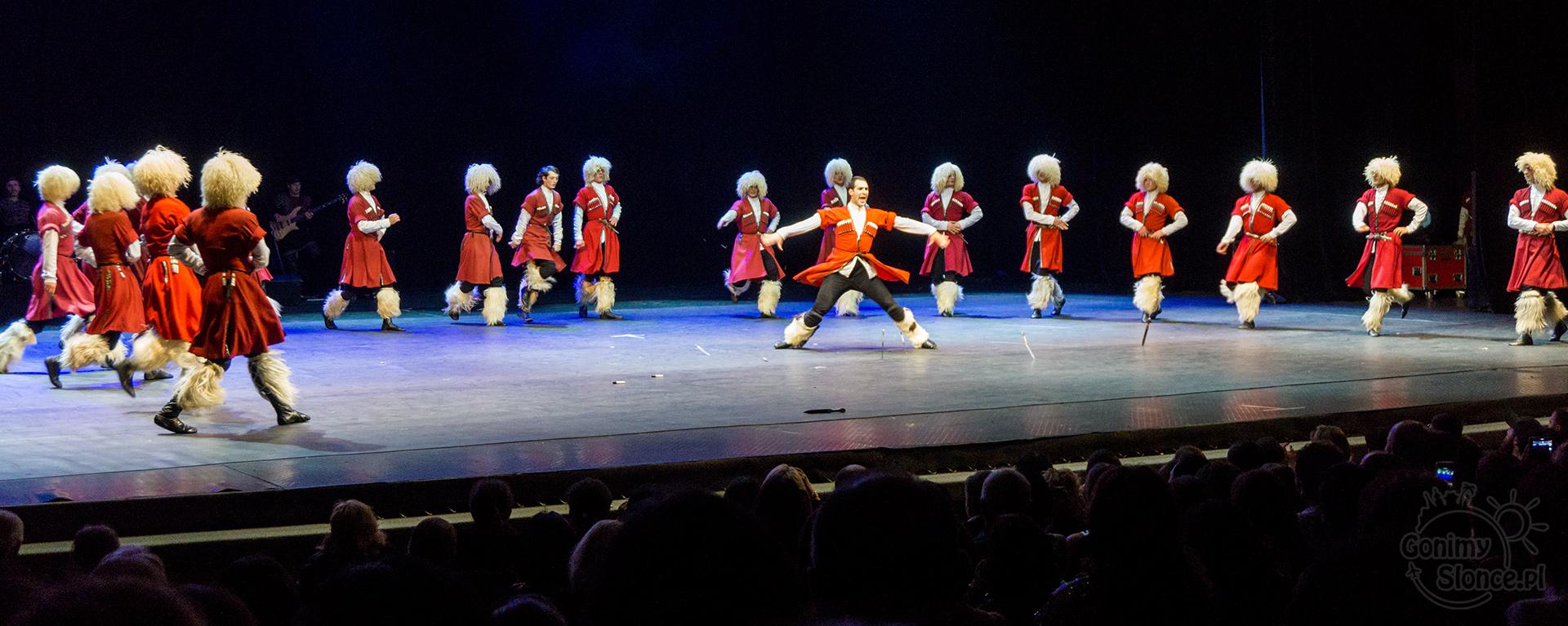 Narodowy Balet Gruzji Sukhishvili 12 blog kulturalny