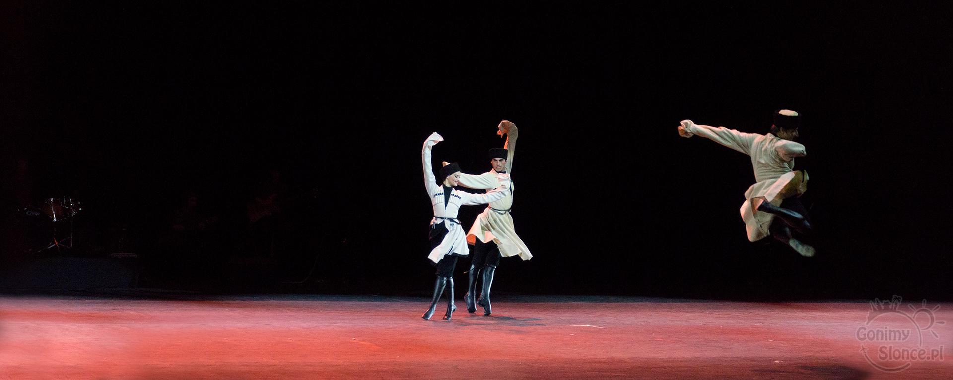 Narodowy Balet Gruzji Sukhishvili 13 blog kulturalny