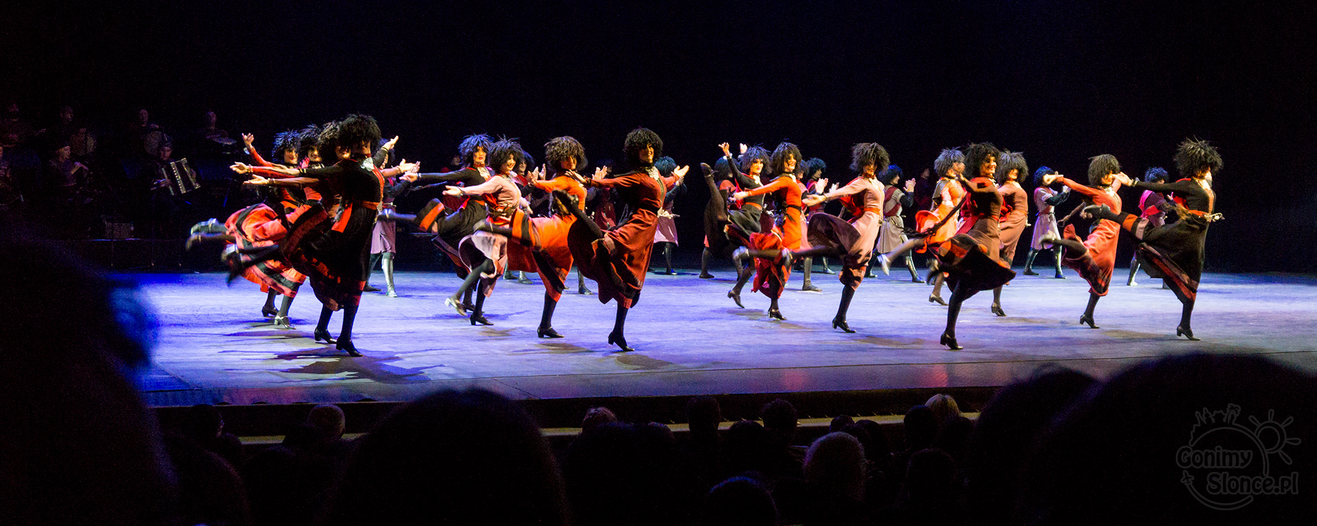 Narodowy Balet Gruzji Sukhishvili 14 blog kulturalny