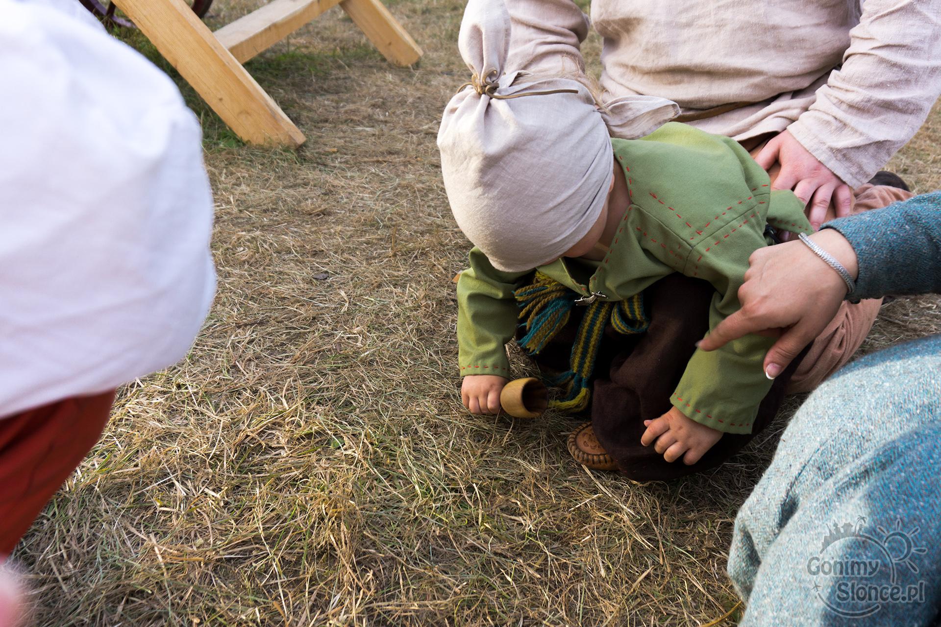 Dzieci na Grunwald - pasja dla pokoleń
