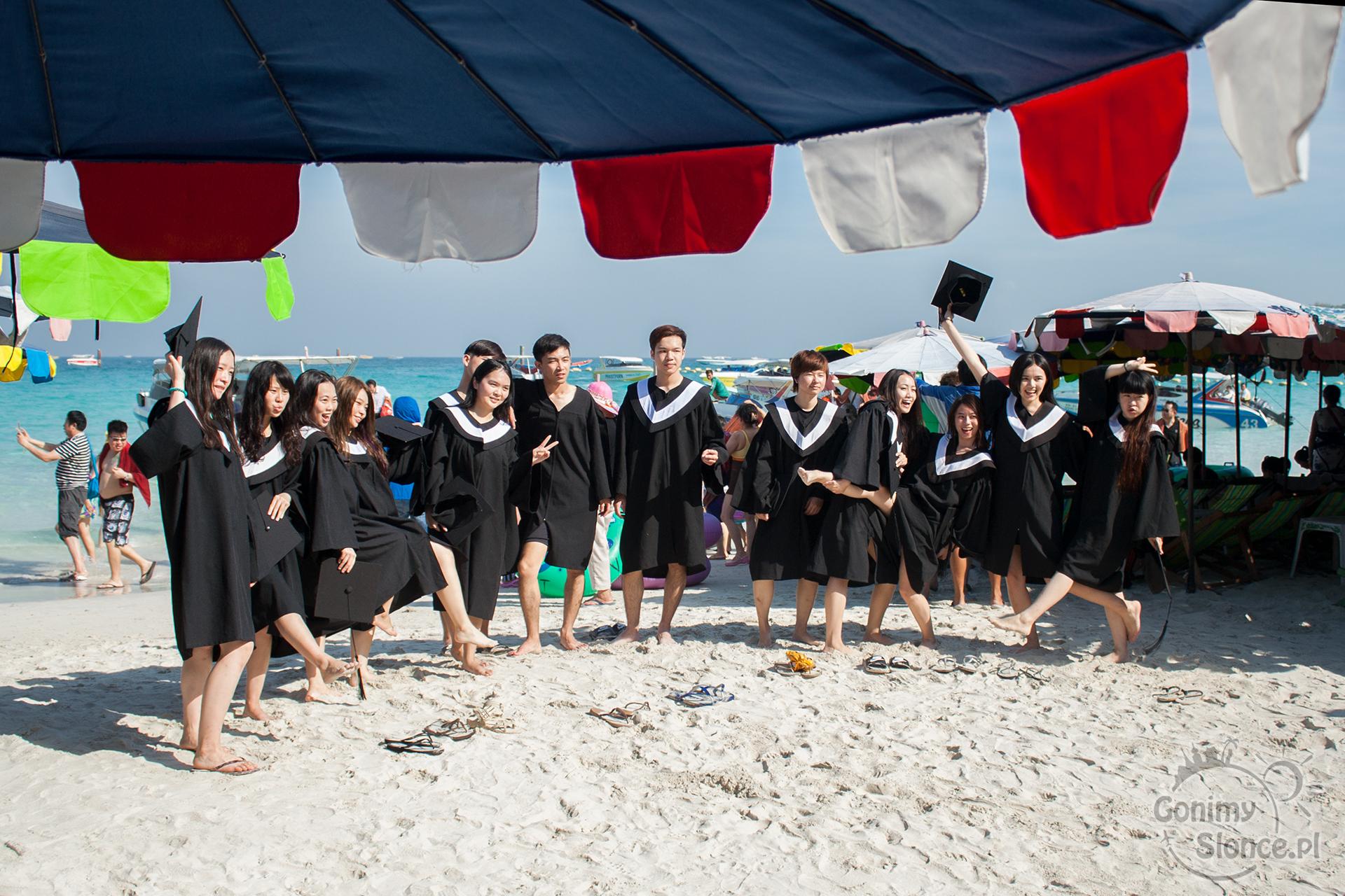 Jak świętować to na wyspie - rajska Koh Larn