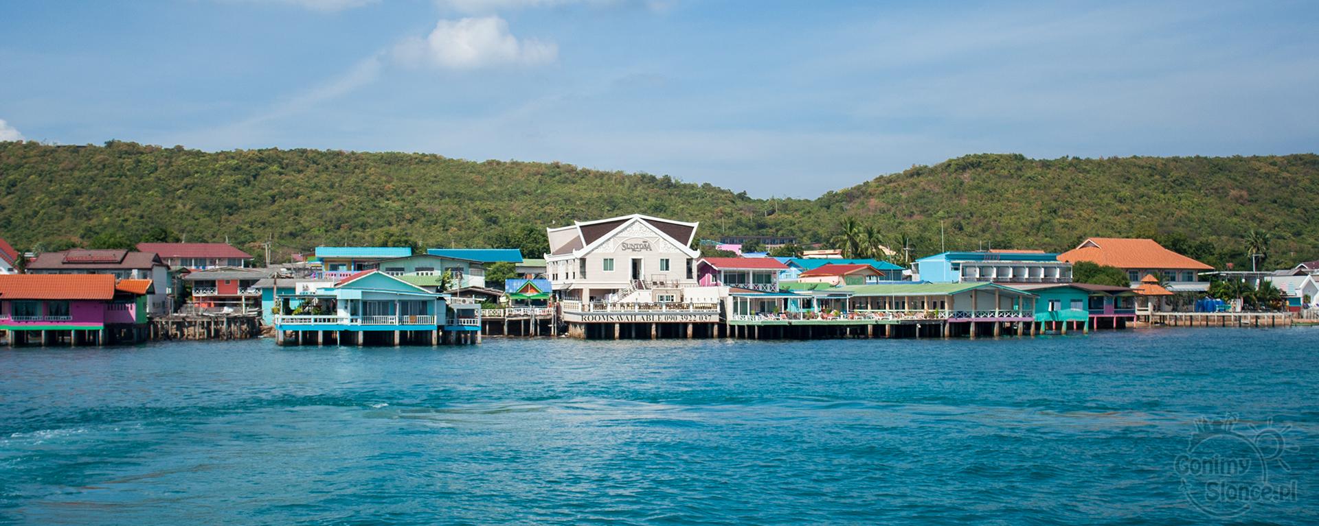 Koh Larn, ransja wyspa w Tajlandii blisko Bangkoku