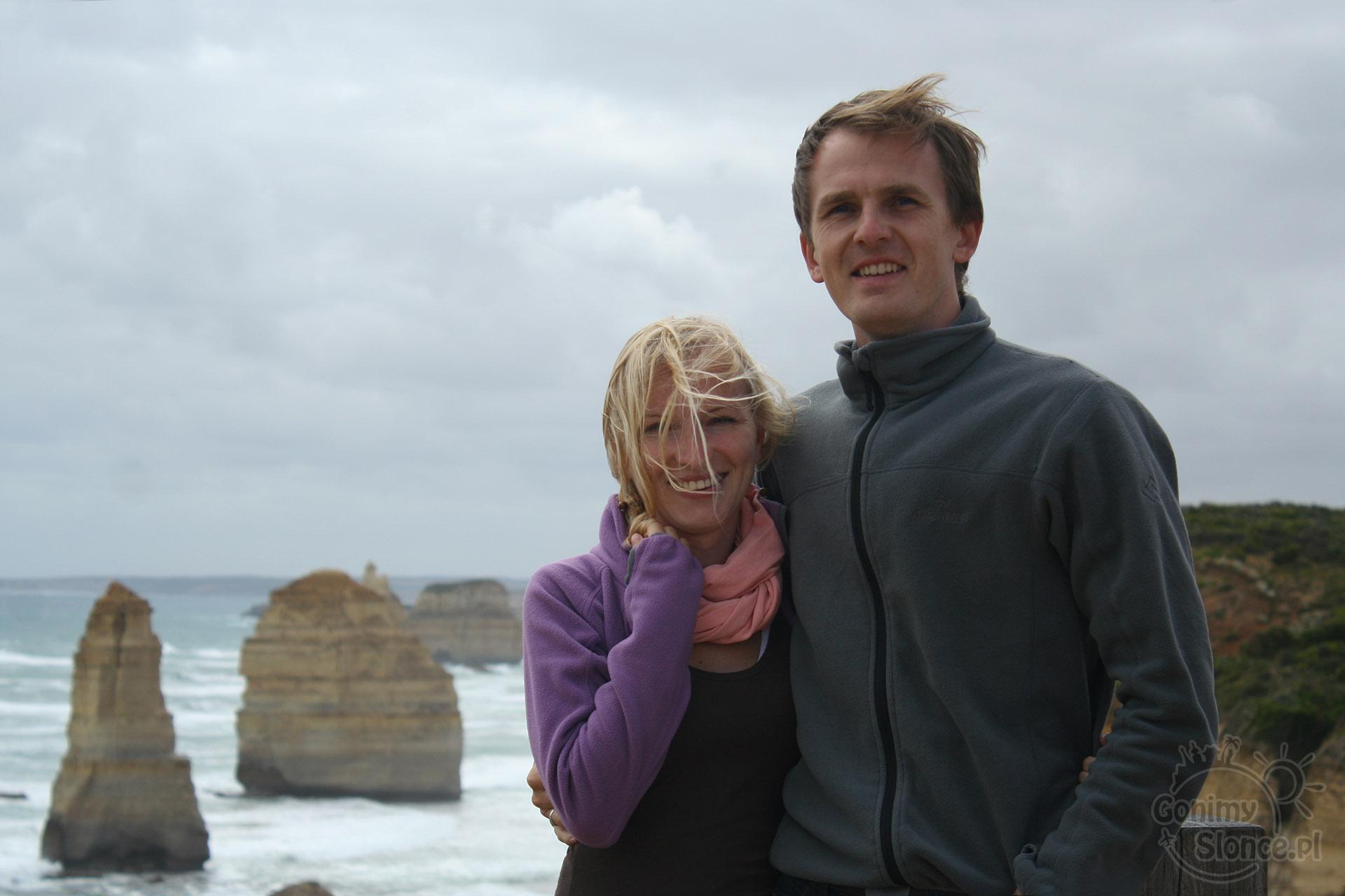 Australia, 12 Apostołów | Great Ocean Road | wady podróży dookoła świata