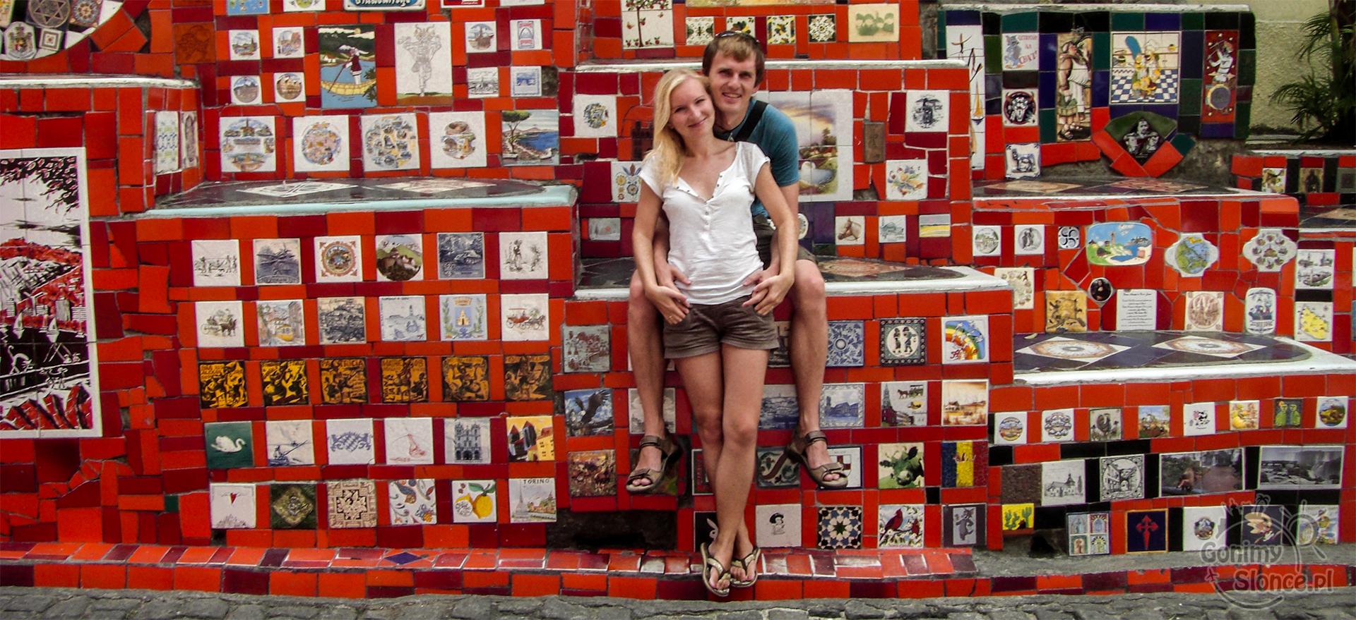 Podróż dokoła świata - przystanek w Rio de Janeiro