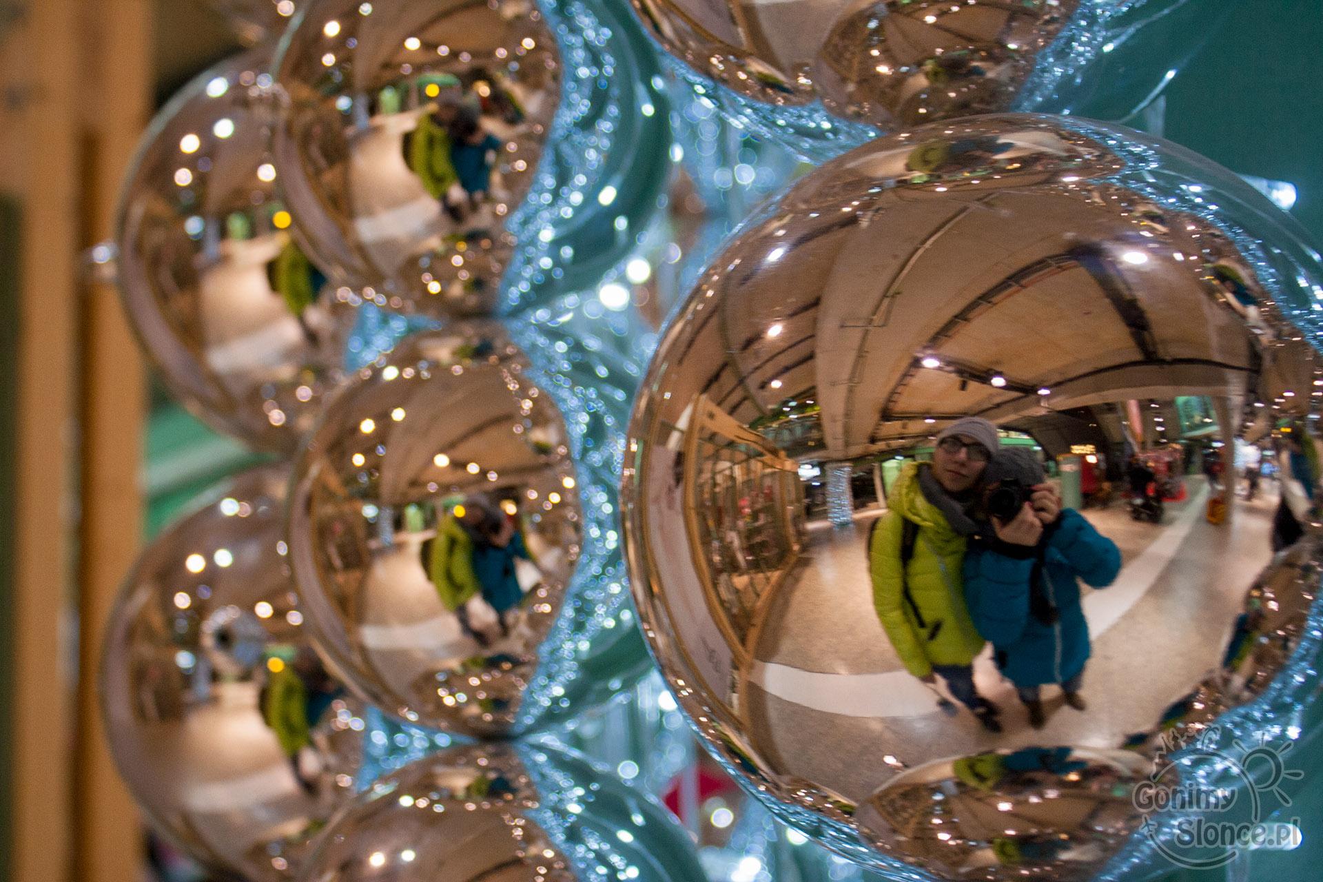Jarmark świąteczny w Berlinie z Moniką