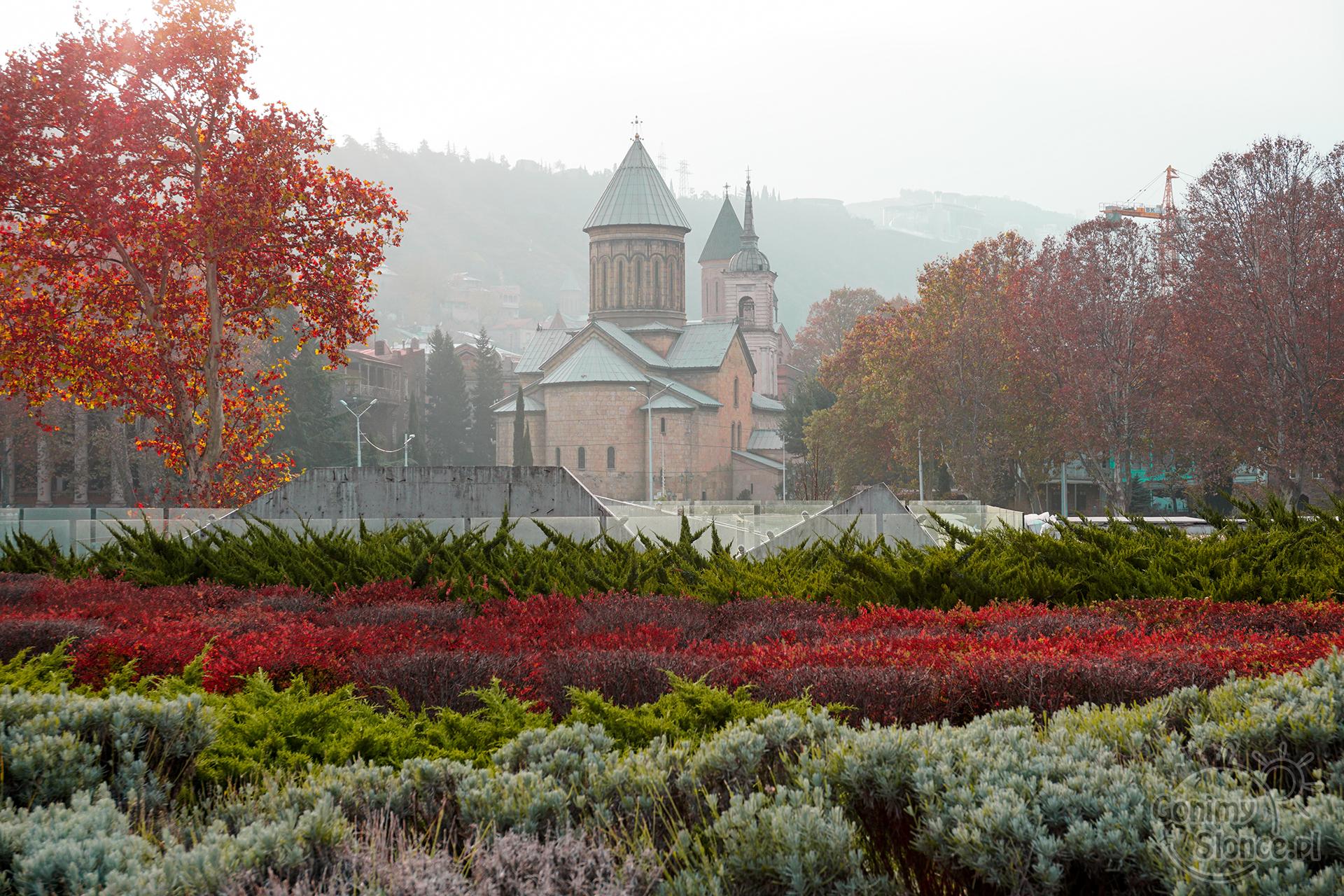 Tbilisi, Katedra Sioni, Gruzja 2017