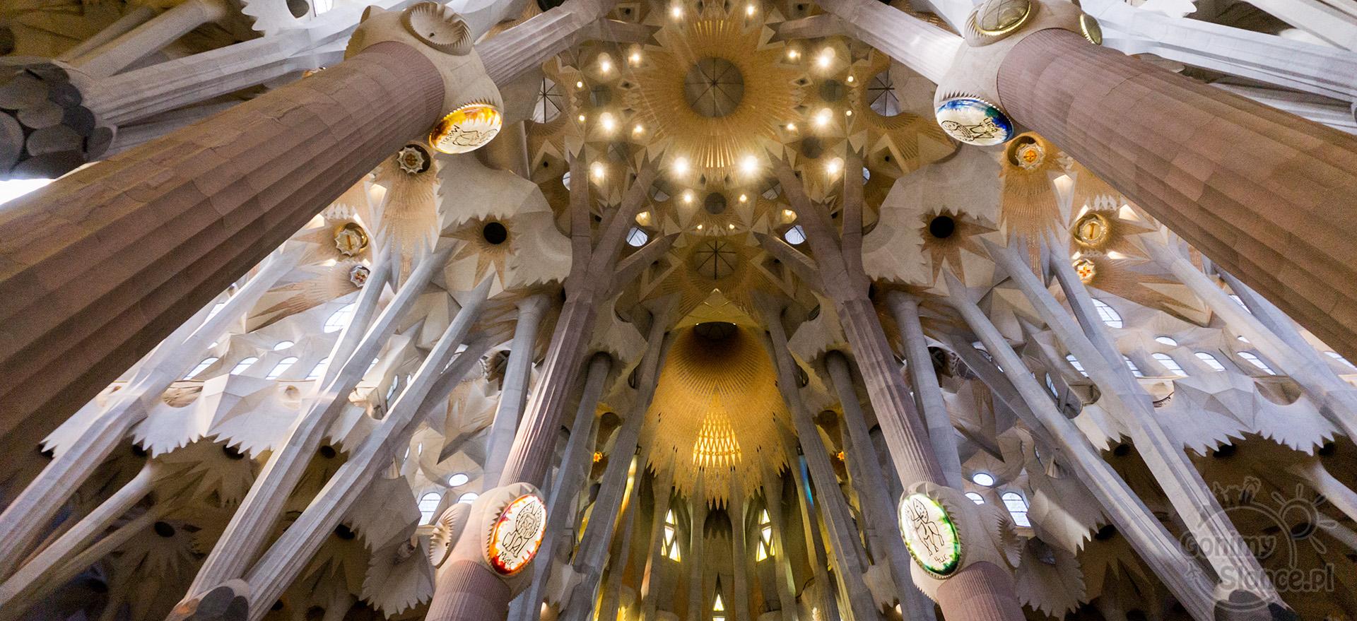 Sagrada Familia - czy warto wejść do środka?