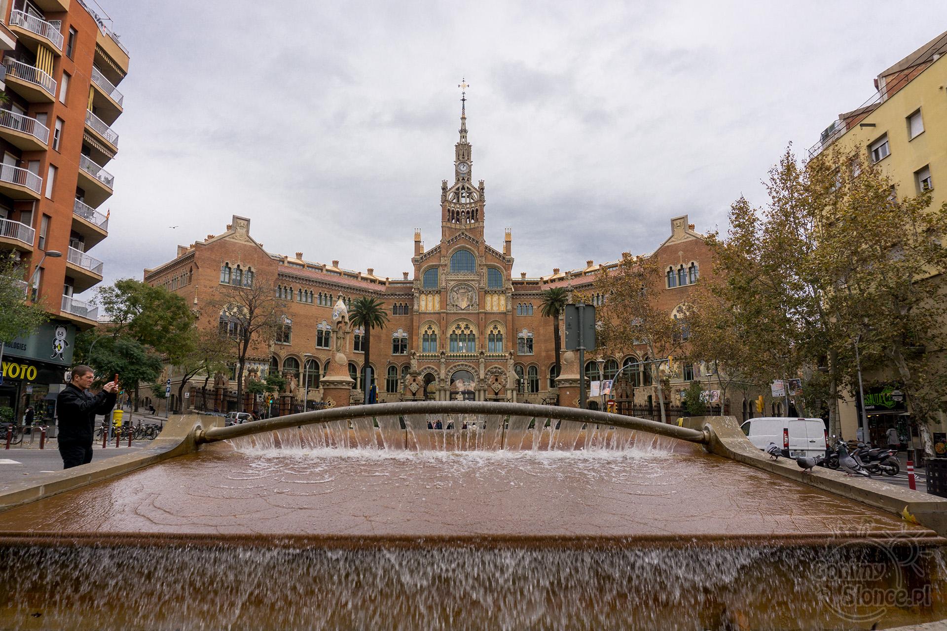 Szpital św. Pawła, Barcelona