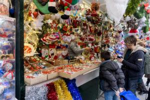 Jarmarki świąteczne w Europie - Barcelona